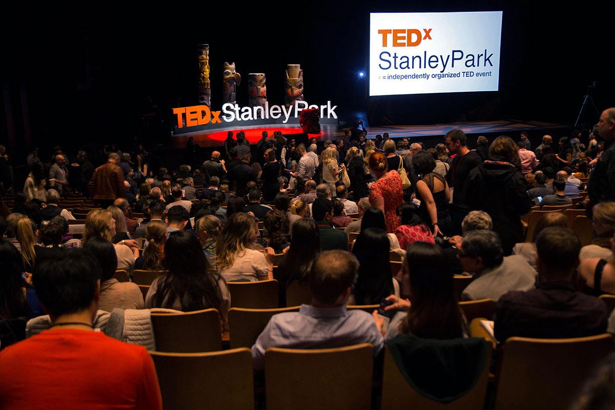 TEDxStanleyPark Event
